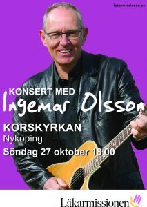 Konsert med Ingemar Olsson @ Korskyrkan